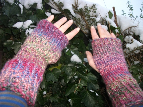 FInished gloves - January 2013