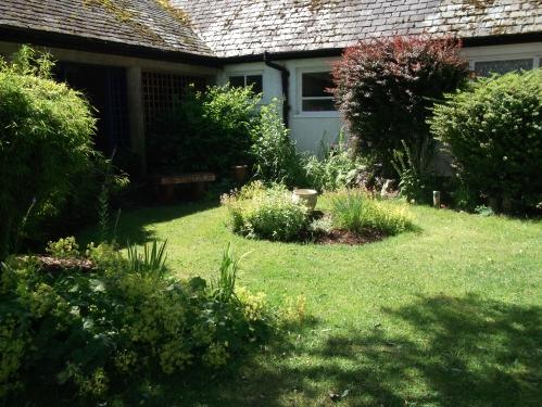Brecon Beacons National Park Visitor Centre Garden; August 2013
