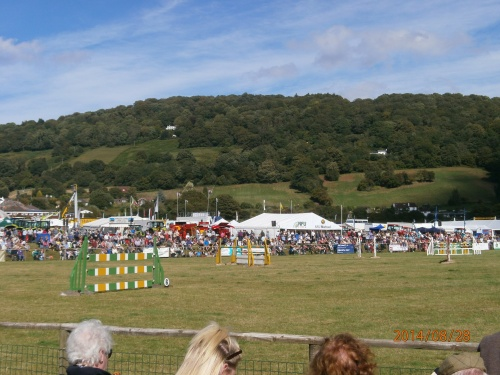 Monmouth Show Ground 2014