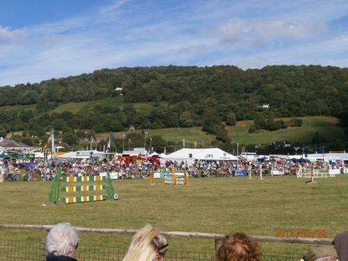 Monmouth Show Ground 2014